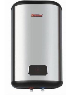 Absolute top model chauffe eau électrique de 80 litres et il est un spectacle! Boîtier en acier inoxydable brillant, avec affichage numérique et télécommande. Modèle pour montage vertical.
